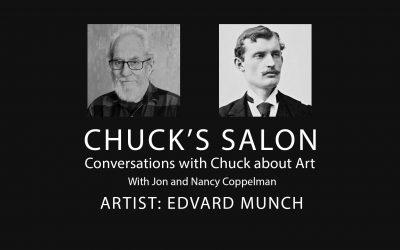 Chuck's Salon: Edvard Munch