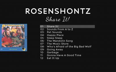 Rosenshontz Music: Share It!