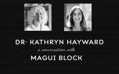 Magui Block, Psychotherapist, Educator, Energy Practitioner