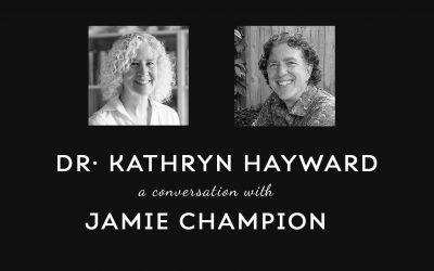 Jamie Champion, Energy Practitioner, Educator, Creator of the Vibrancy Path