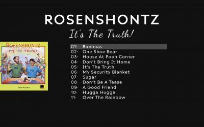 Rosenshontz Music: It's The Truth!
