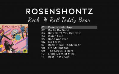 Rosenshontz Music: Rock 'N Roll Teddy Bear