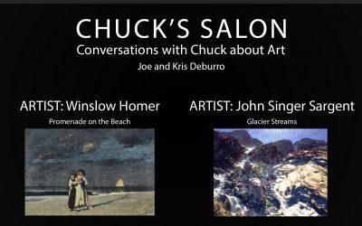 Chuck's Salon: D'Amour Museum of Fine Art (Homer & Sargent)