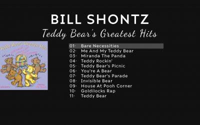 Rosenshontz Music: Teddy Bear's Greatest Hits