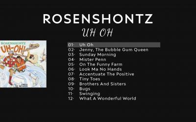 Rosenshontz Music: Uh-Oh!