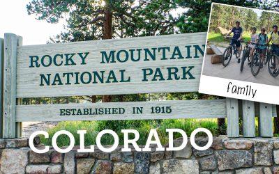Colorado Mountain Biking Adventure with The Reads