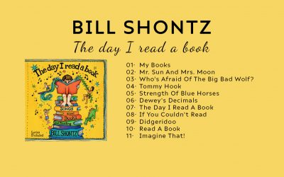 Bill Shontz: The day I read a book