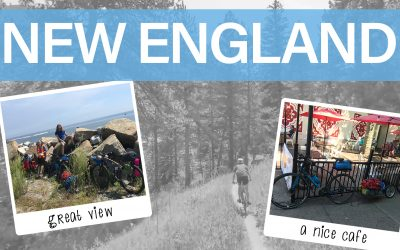 Overnight Bikepacking Trip in New England